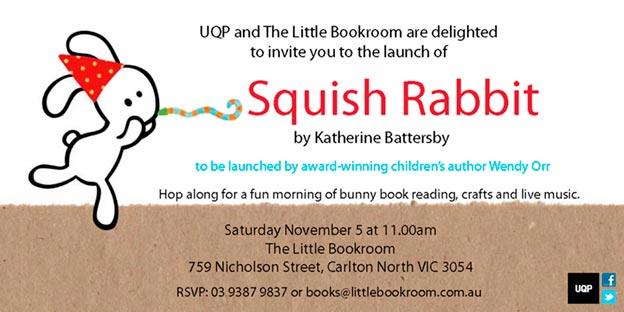 A Happy Hoppy Launch: Squish Rabbit