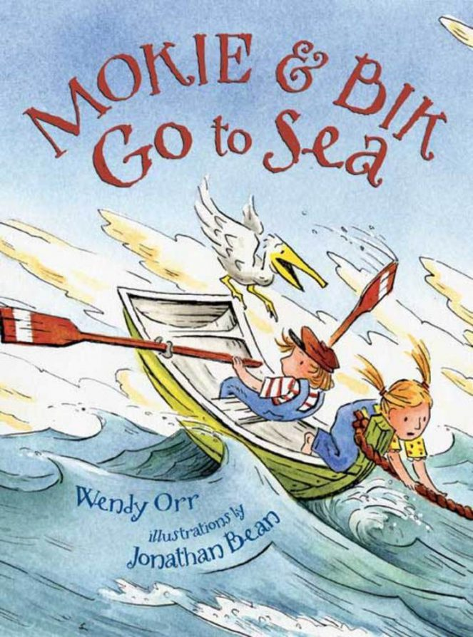 Mokie and Bik go to Sea