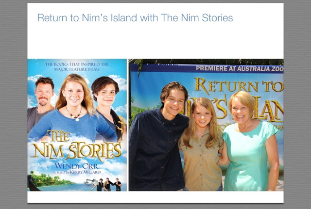 Special Melbourne Screening of Return to Nim's Island