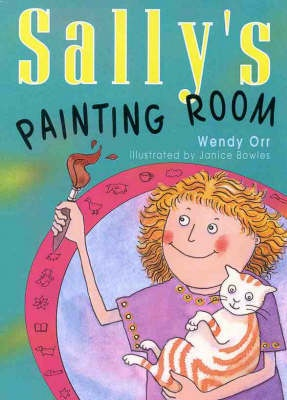 Sally's Painting Room